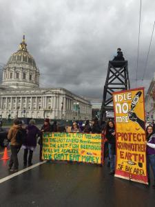 CA Protest