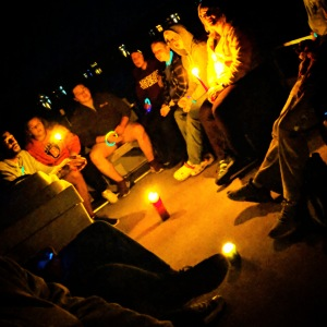 Pontoon-Candles