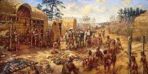 Looting, 1607
